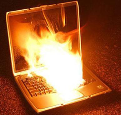 Laptop-en-llamas