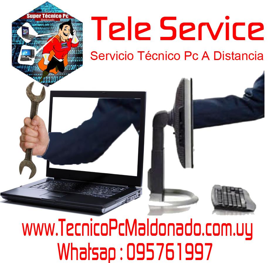 Servicio Técnico a Distancia