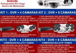 Cs Seguridad - Camaras de Seguridad y DVR - Kits de Seguridad